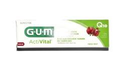 gum activital tandpasta met Q10 verpakking